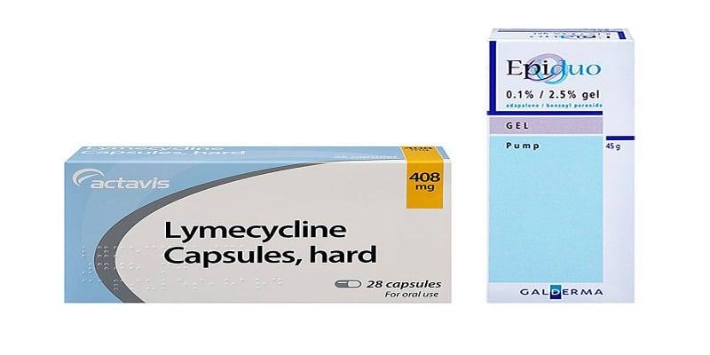دواء ليمسيكلين Lymecycline دواعي الاستخدام والآثار الجانبية