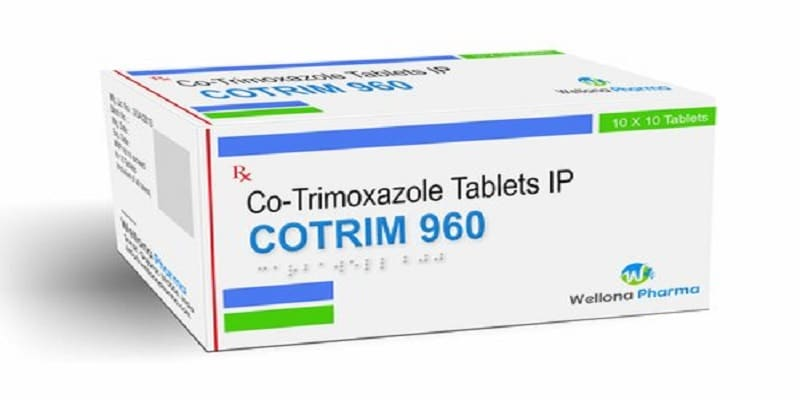 جرعات دواء كوتريموكسازول Co-trimoxazole