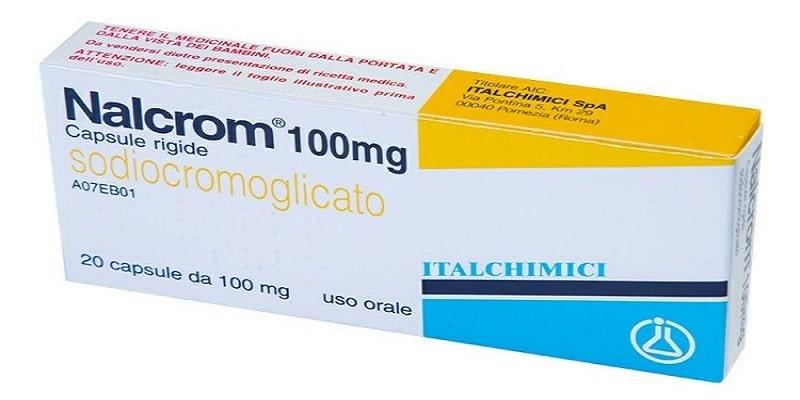 دواء نالكروم Nalcrom لحساسية الطعام الجرعات والمحاذير