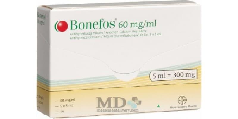 دواعي استخدام بونيفوس Bonefos الجرعات والمحاذير