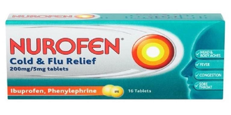 جل نوروفين Nurofen مسكن الألم طريقة الاستعمال والمحاذير