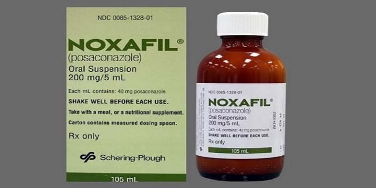 دواء نوكسافيل Noxafil للفطريات الجرعات والمحاذير