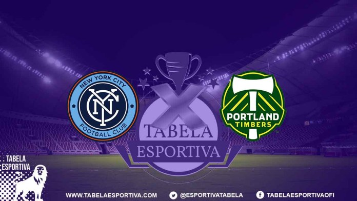 Onde a assistir a New York City x Portland Timbers 04/07/2019 – MLS