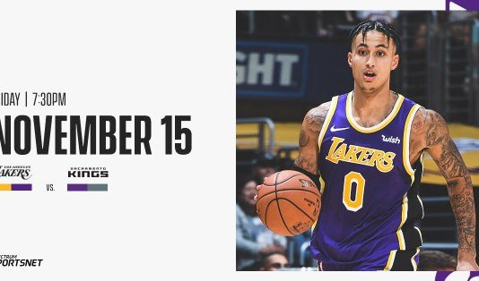 Onde a assistir a Sacramento Kings x Los Angeles Lakers 15/11/2019 – NBA