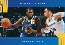 Onde assistir a Memphis Grizzlies x Golden State Warriors 9/12/2019 – NBA