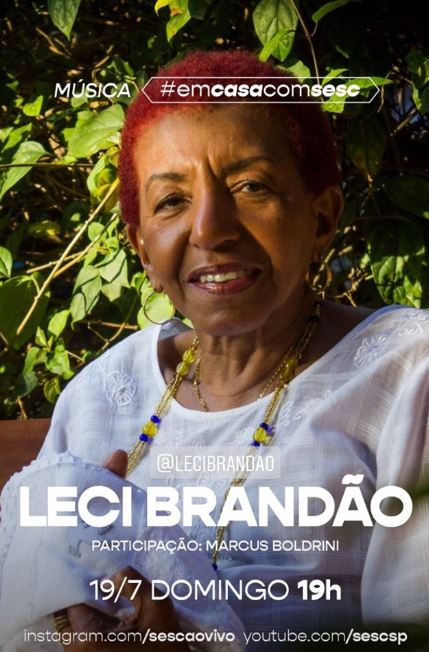 Live Leci Brandão Ao Vivo | assistir online no YouTube