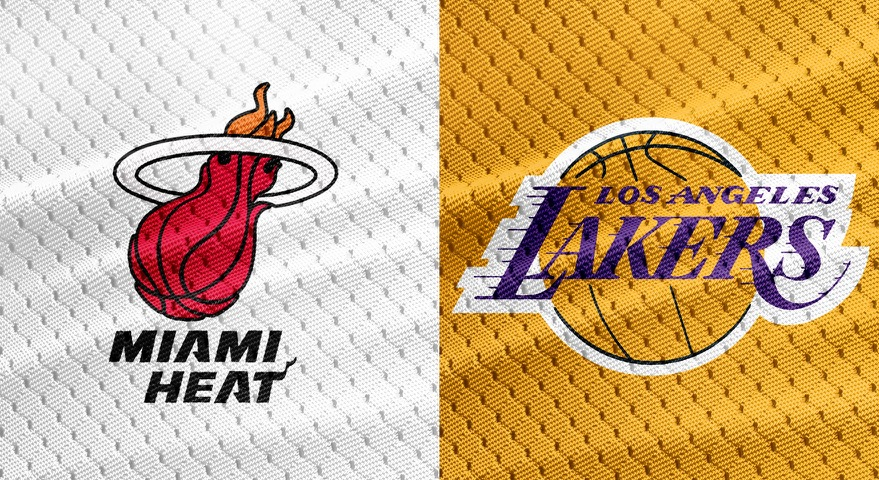 Miami Heat x Los Angeles Lakers AO VIVO