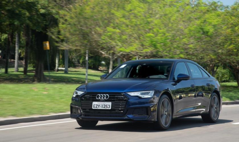 Audi A6 Performance Interatividade e Segurança