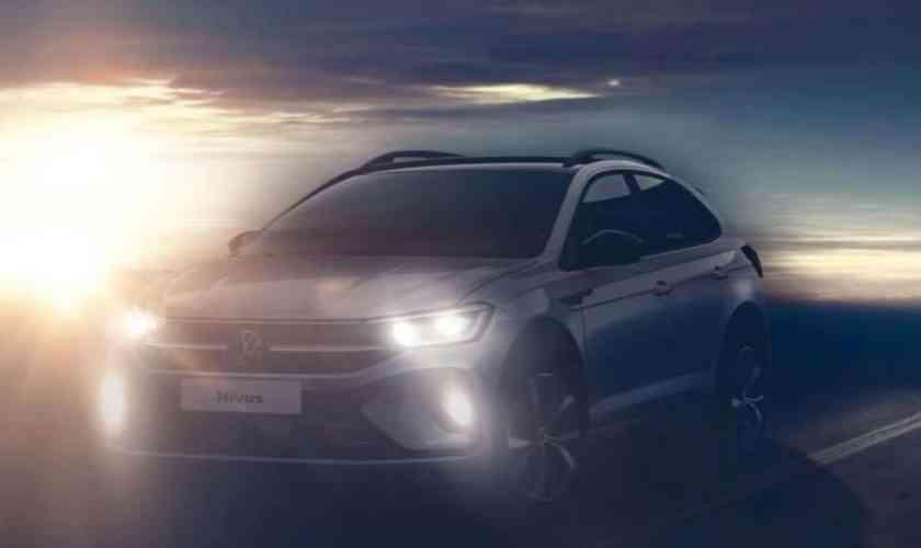 Lançamento do Volkswagen Nivus