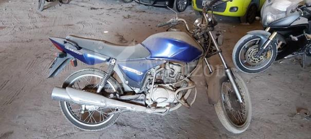 Leilão Senad tem moto Honda CG 150 com lance de R$ 380, veja aqui!