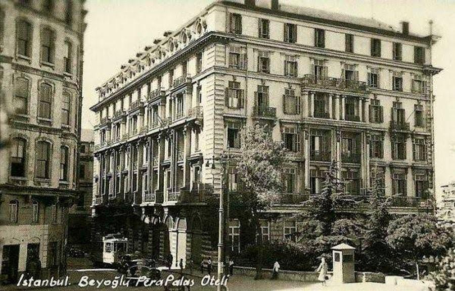 Çok Bilinmeyen Hikâyeler: Bir Hint Mihracesinin Atatürk'e Esrarengiz Armağanı ve Pera Palas Hotel