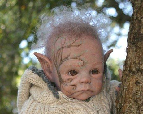 Elf Doğmak