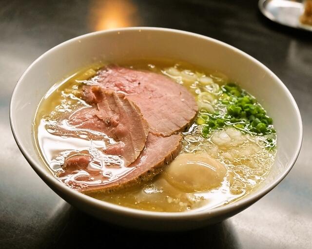「牛骨らぁ麺マタドール」の画像検索結果