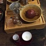 一芯二葉 - 台湾式のお茶淹れセット。