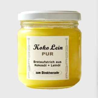 KokoLein Pur Brotaufstrich 160 ml