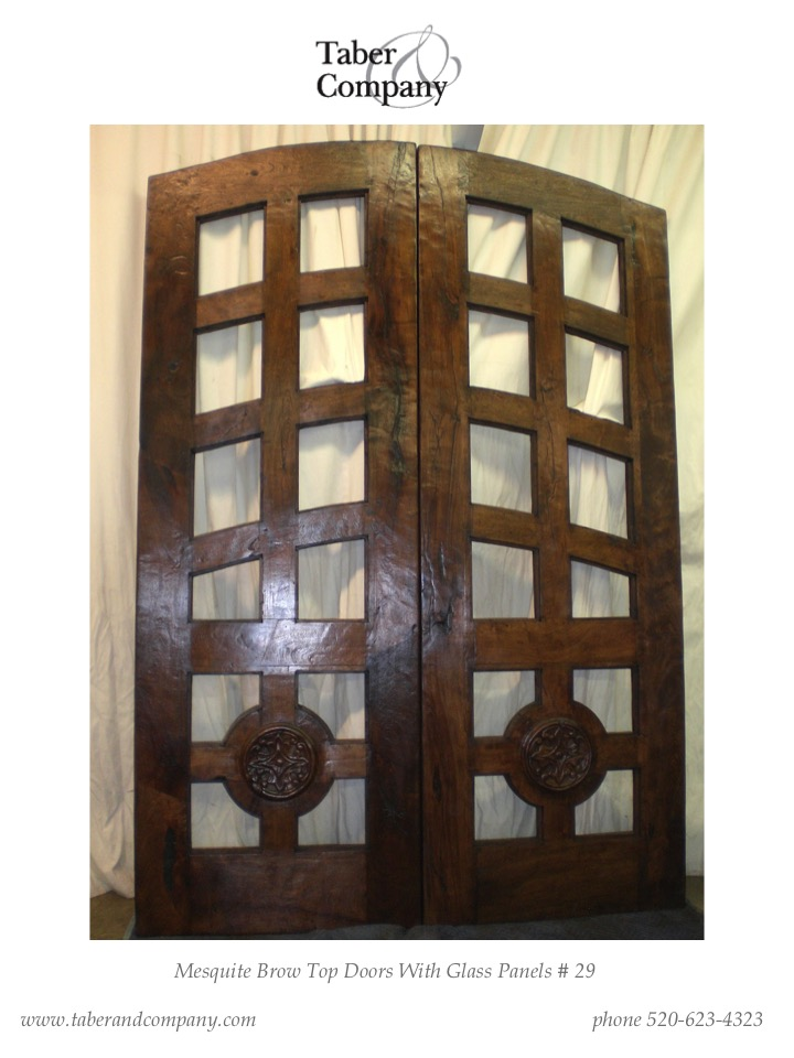 Arched Round Eyebrow Arch Wood Entry Doors Radius Top Entry Doors, Round Top  Entry Doors