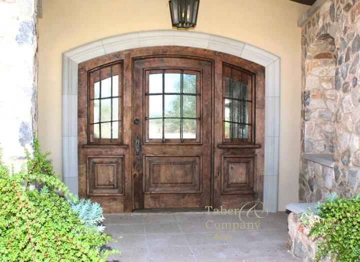& Taber u0026 Company - Wood Doors Scottsdale Custom Doors Custom Doors