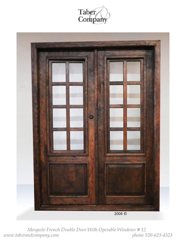 wood dutch doors with operable windows. Wooden double doors with opera windows santa clara California