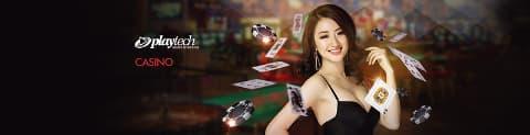 プレイテックはどのようなカジノで楽しめるのか?