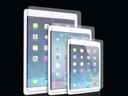 Compulocks Armoured Glass Tablet Screen protector