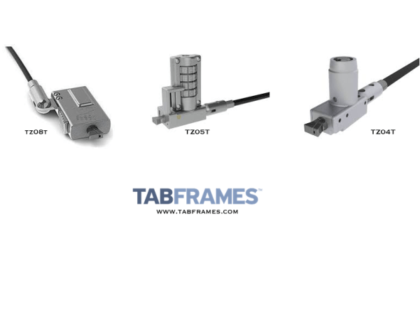 Tabframes Noble Wedge TZ04T TZ05T, TZ08T