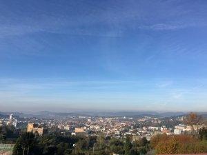 ギマランイスpからの眺め昼
