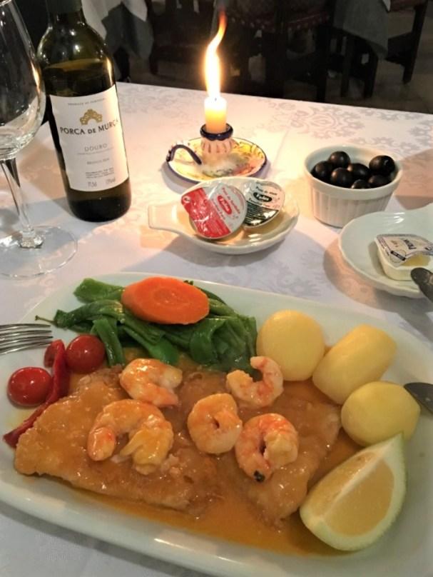 セルベラのディナー1