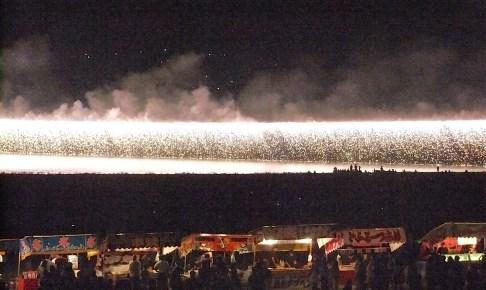熊野徐福万燈祭『新宮花火大会』