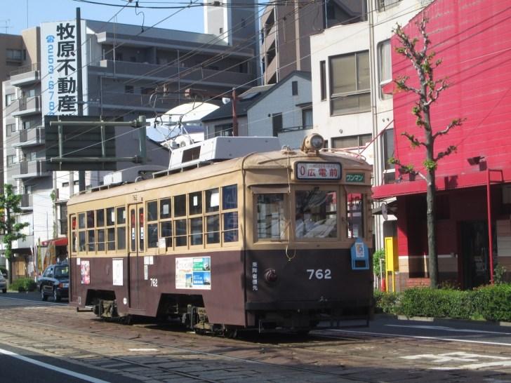 大阪市電762号