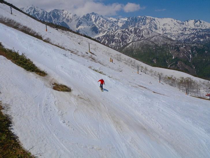 八方尾根スキー場・兎平