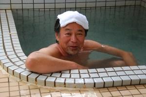 温泉ソムリエ・板倉あつし