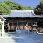 繁多寺(四国八十八ヶ所霊場第50番札所)