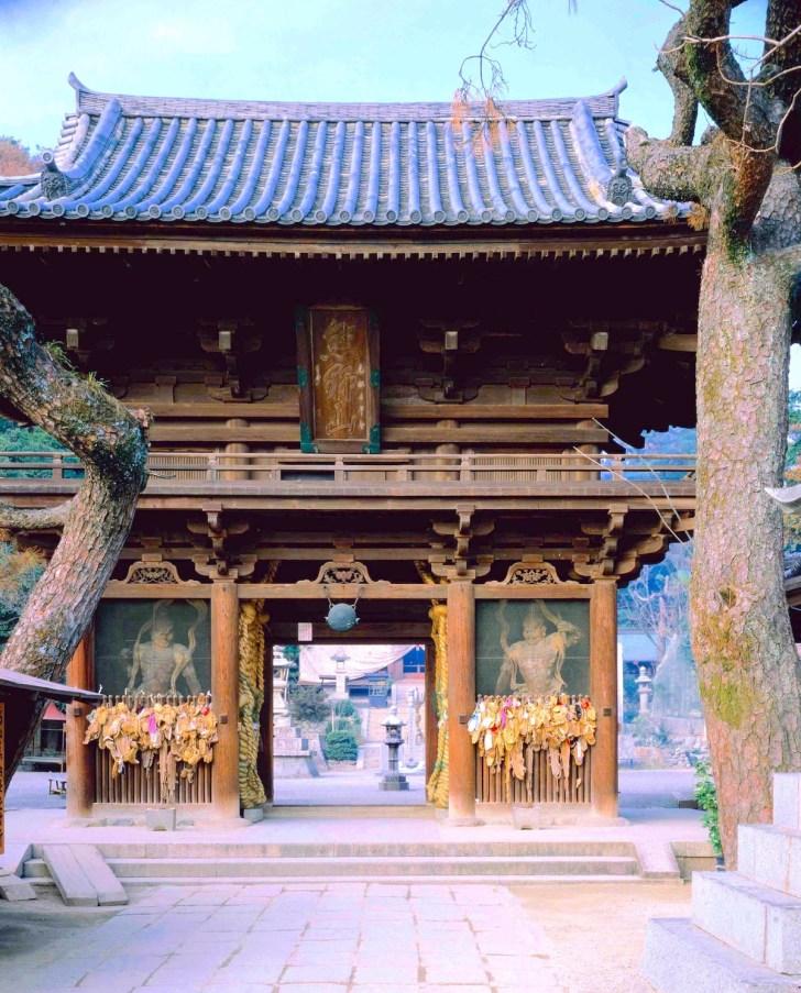 石手寺(四国八十八ヶ所霊場第51番札所)