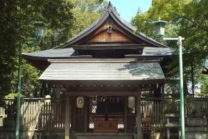 陶彦社(深川神社)