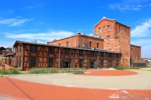 半田赤レンガ建物(旧カブトビール工場)