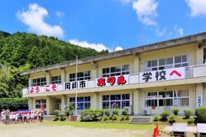 鳥川ホタルの里・ 岡崎市ホタル学校