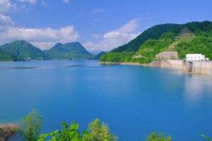 玉川ダム(宝仙湖)