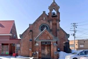 日本聖公会弘前昇天教会教会堂