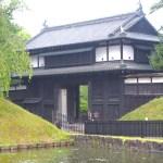 弘前城三の丸追手門