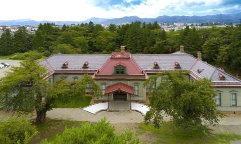 旧弘前偕行社(弘前厚生学院記念館)