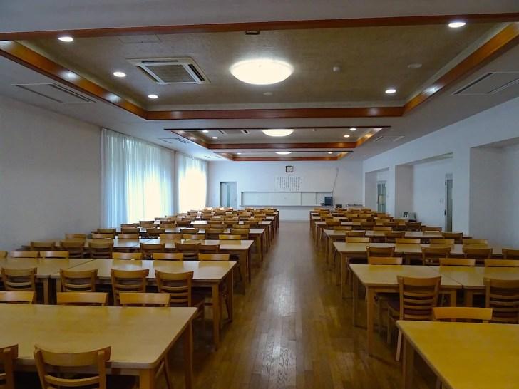 清澄寺 食堂