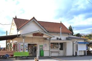 養老渓谷駅