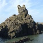 銚子・犬岩
