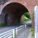 成宗電車第一トンネル
