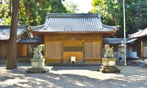 南宮御旅神社(美濃国府跡)