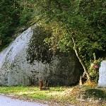 中山道・二つ岩
