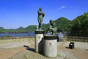 榛名「湖畔の宿」記念公園