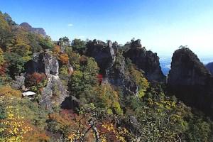 妙義山お中道(妙義山中間道)