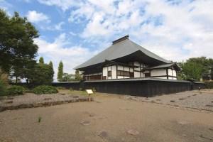 縁切寺満徳寺遺跡公園