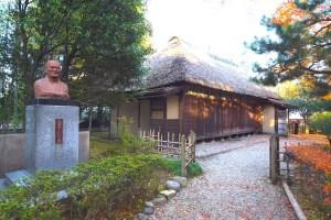 田山花袋旧居(館林市第二資料館)